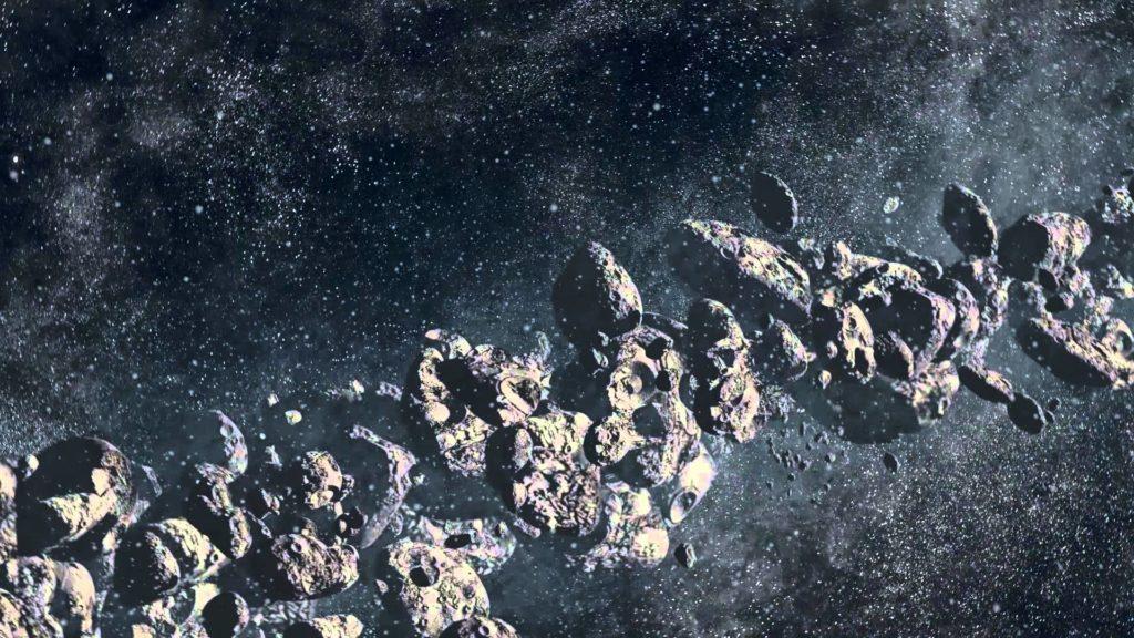 asteroides 36