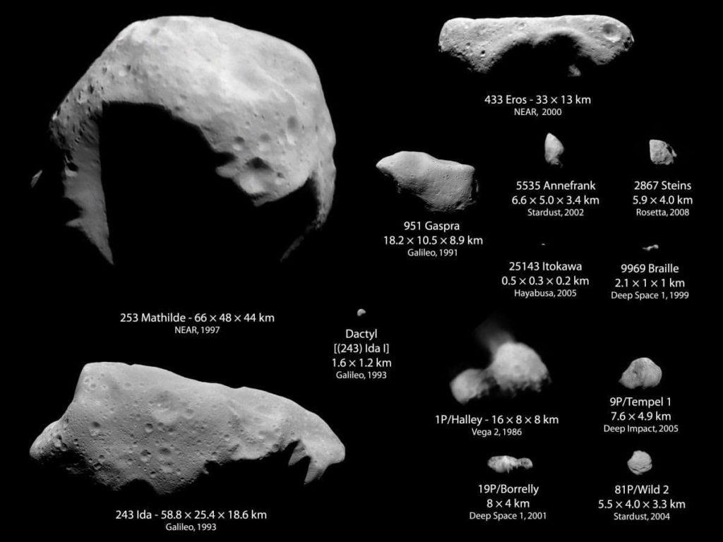 asteroides 39