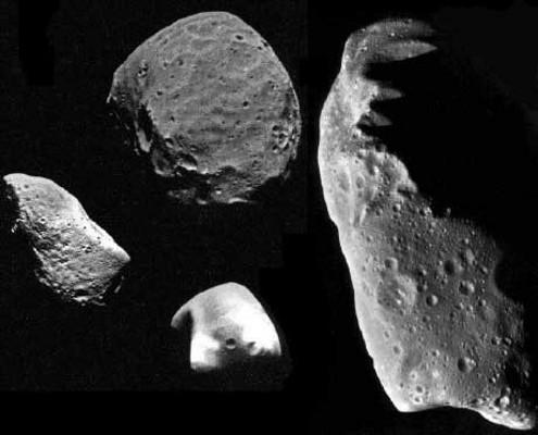 asteroides 45