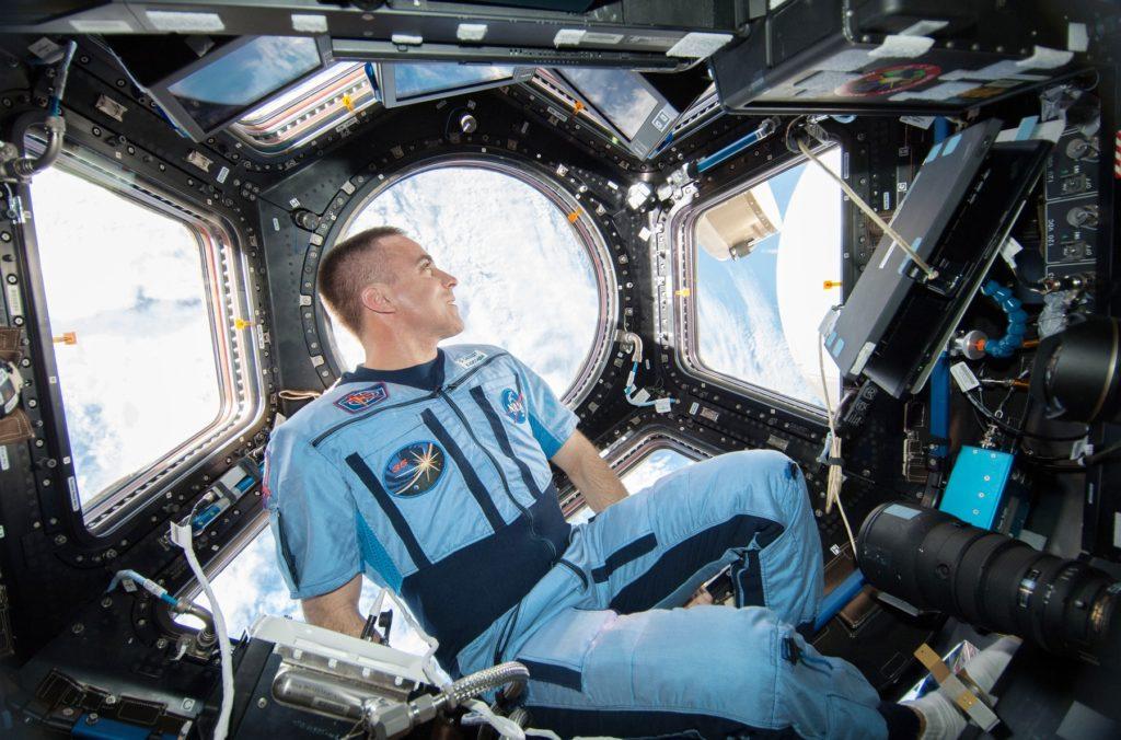 Astronauta y experiencias