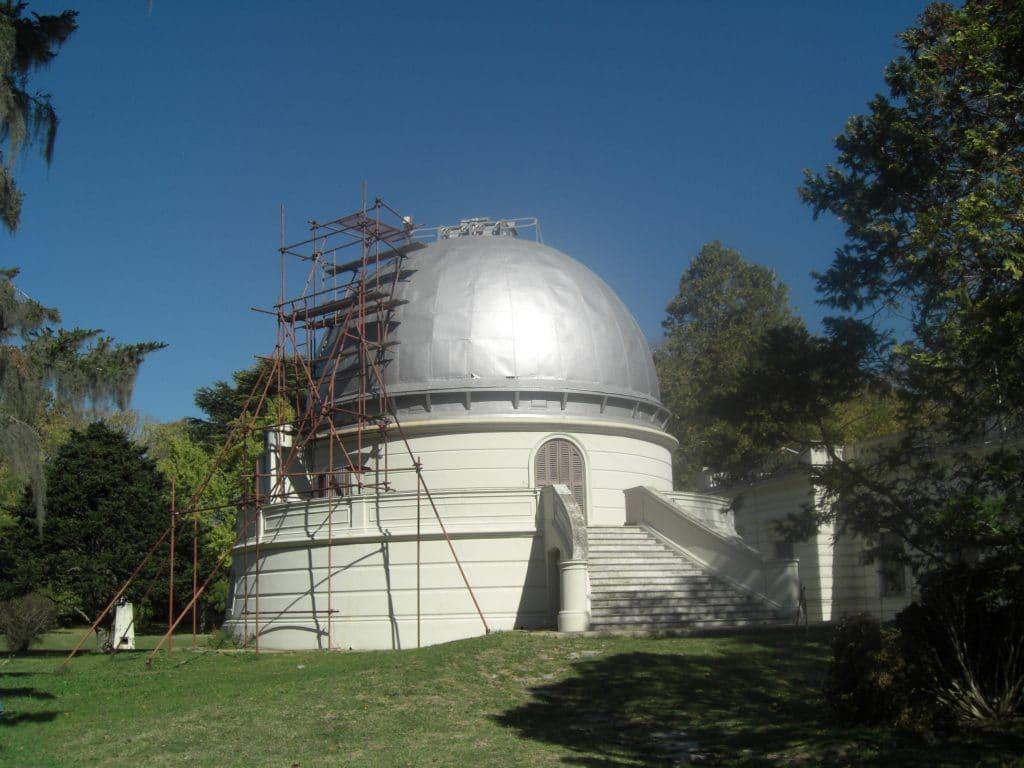 astronomia arentina