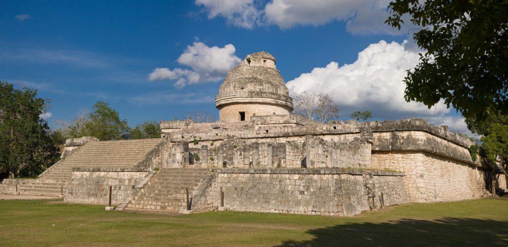 Astronomía de los mayas