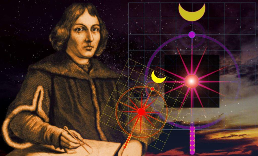 Astronomía moderna primeros autores