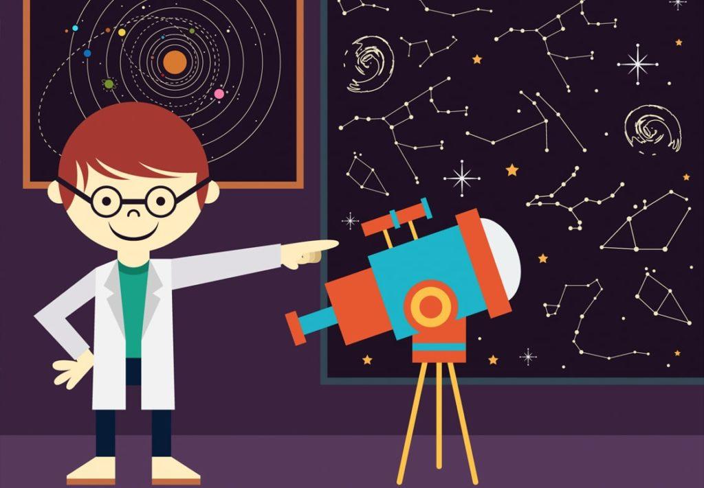Características de Astronomía y astrofísica
