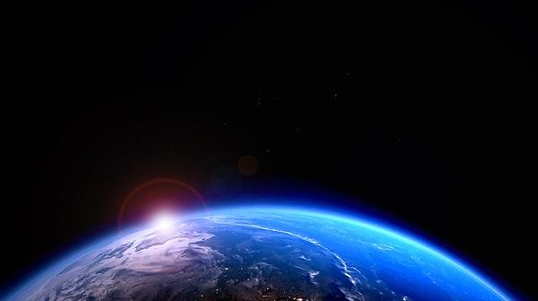 atmósfera en la tierra