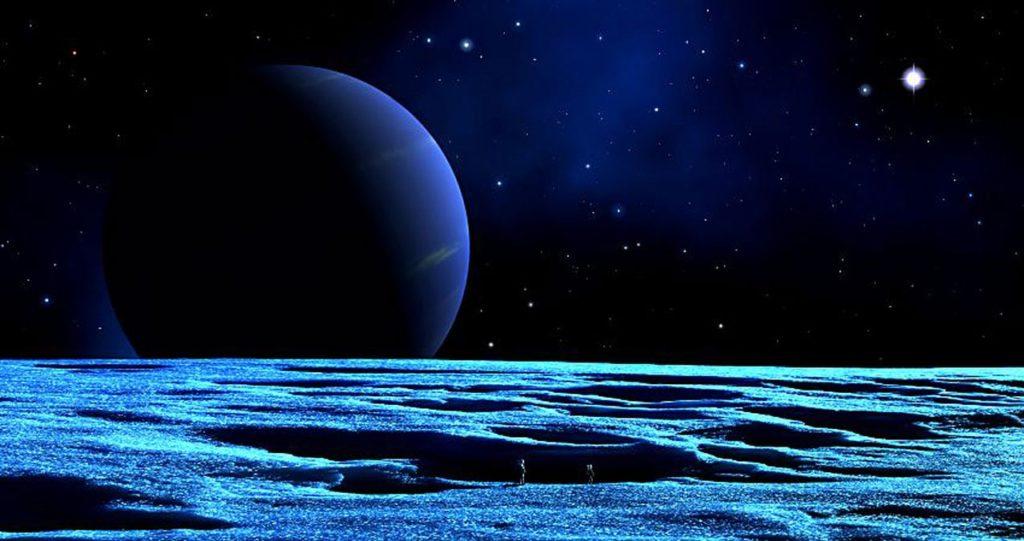 atmosfera de neptuno