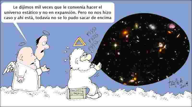 Resultado de imagen de El big bang y la expansión del universo