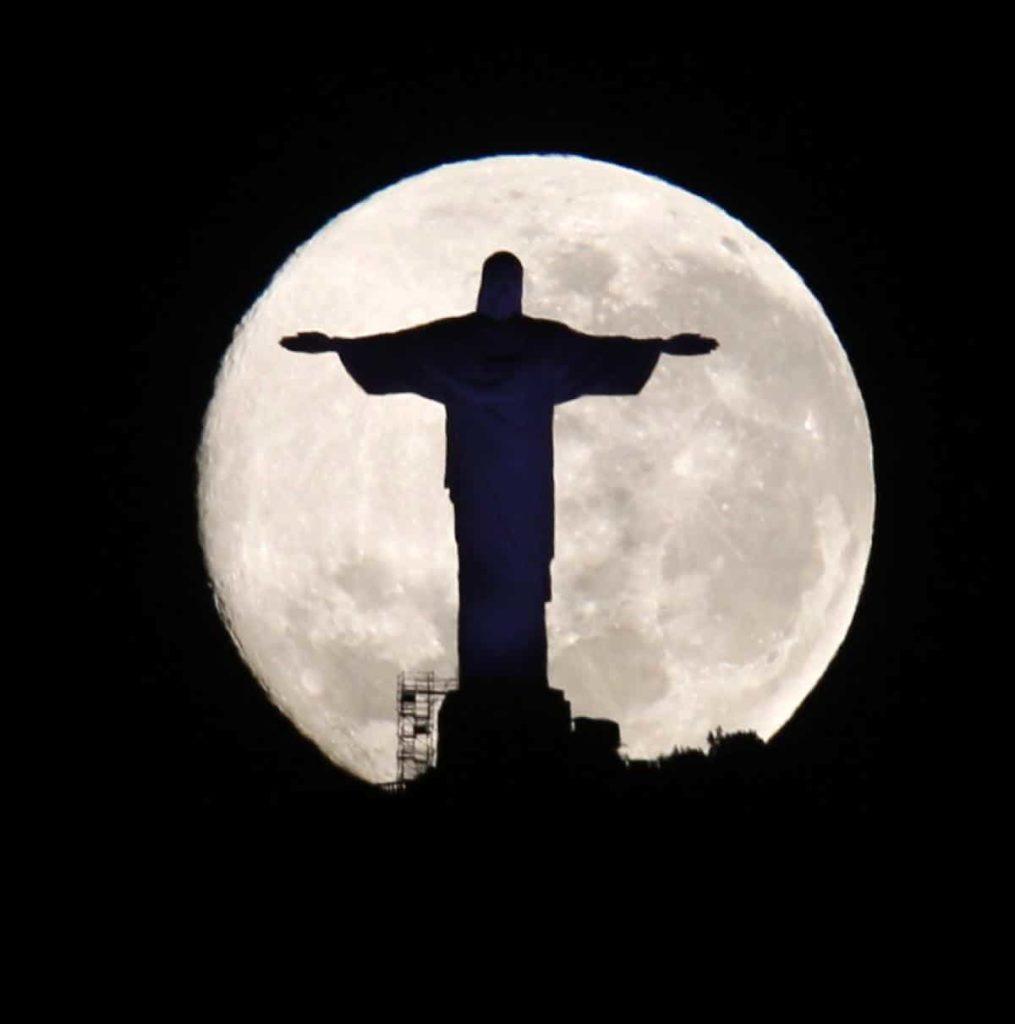 como fotografiar la luna