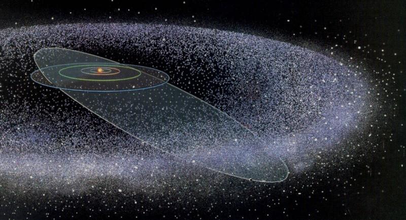 como se formó el sistema solar