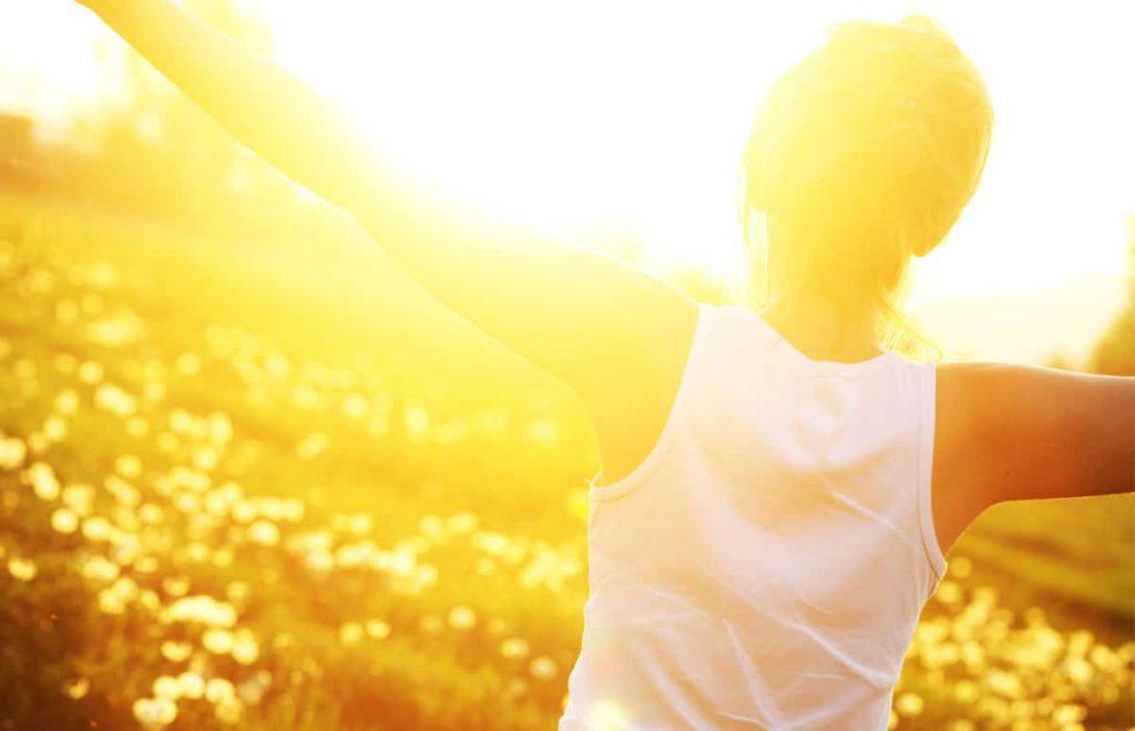 Características del sol u formas de disrutarlas
