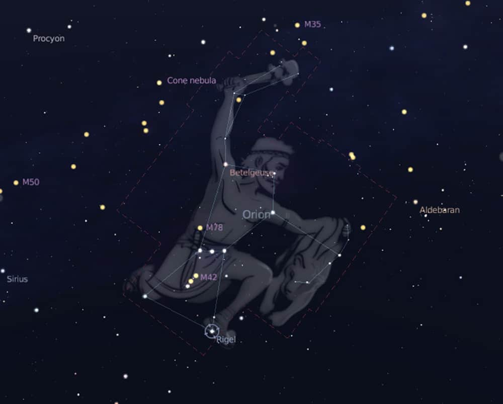 Andromina Significado constelaciones: significado, nombres, importancia y mucho más