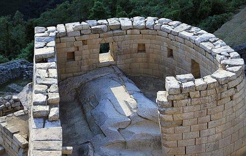 Astronomía inca y sus construcciones