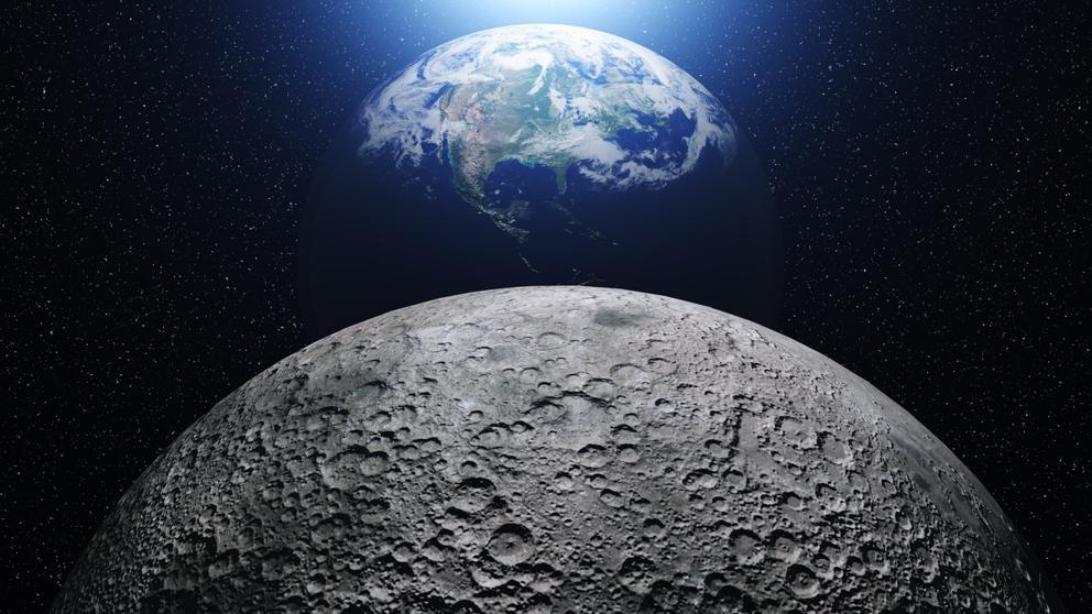 dónde está la luna 3