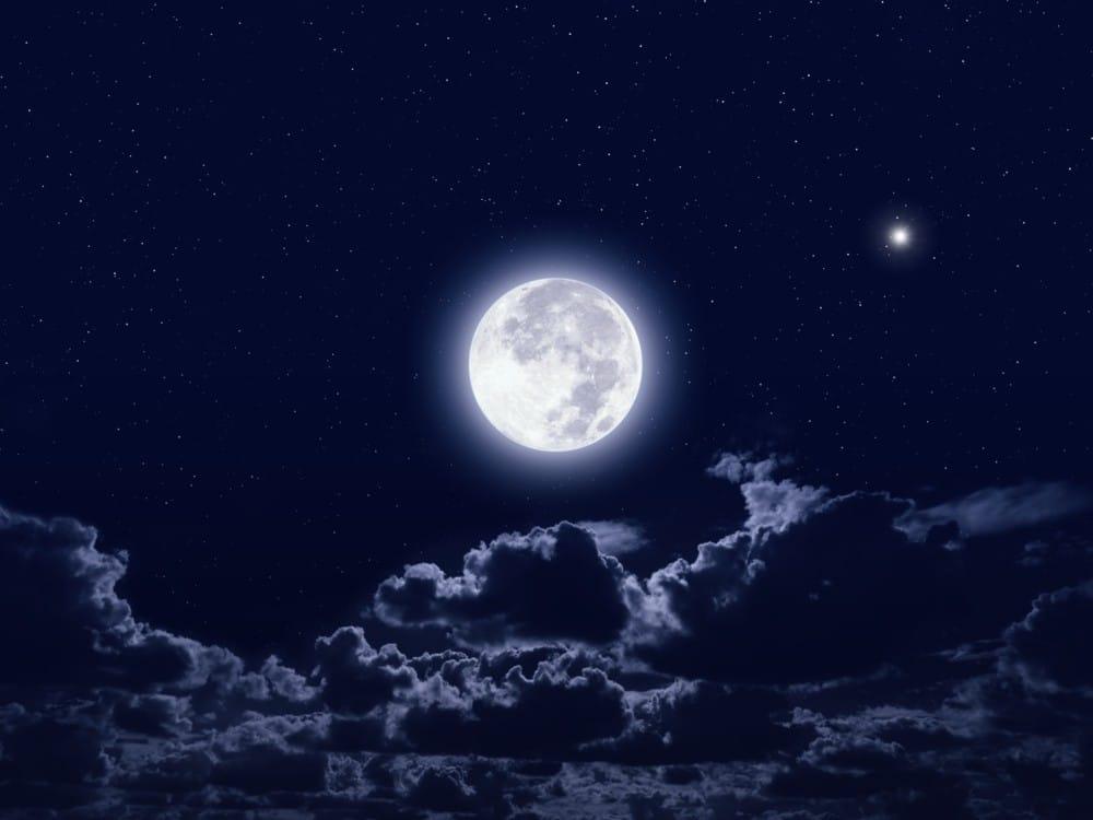 dónde está la luna 6