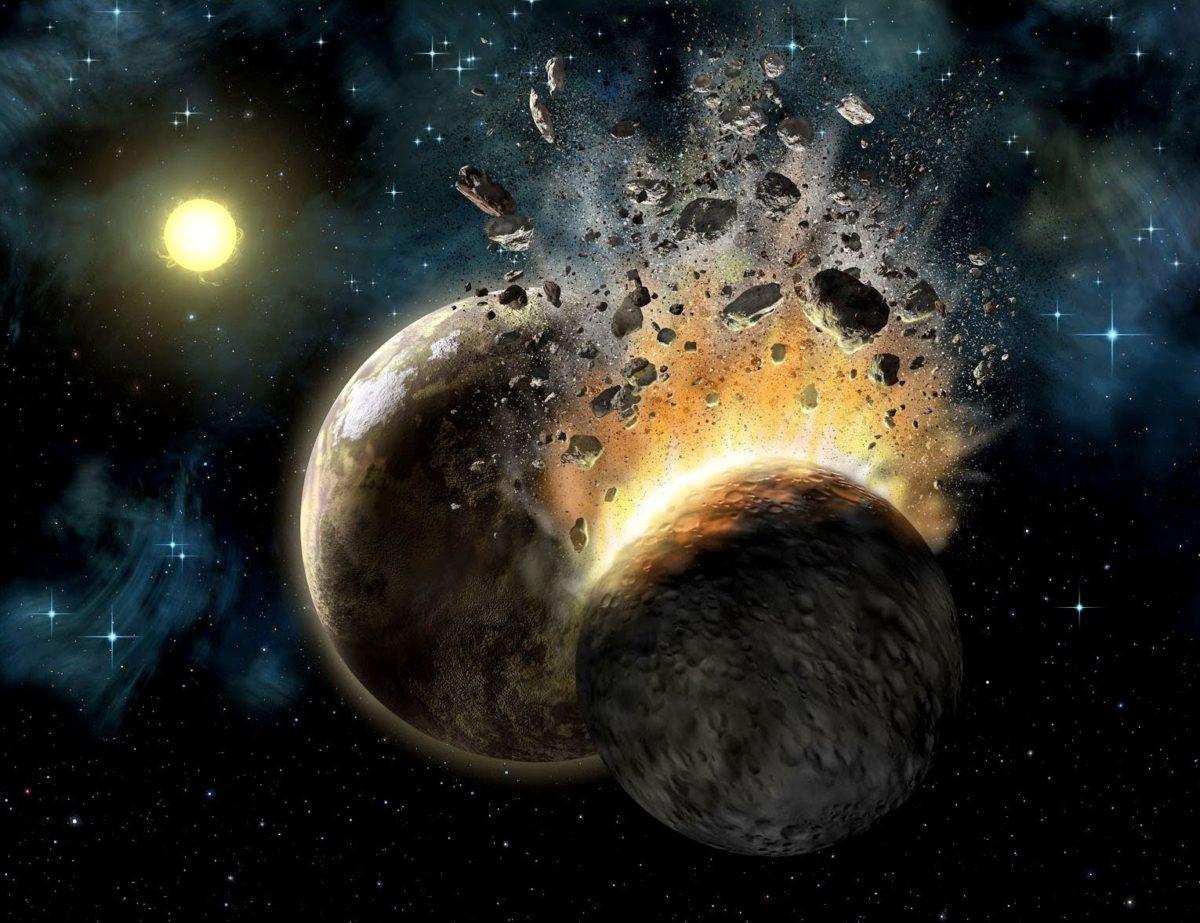 de qué está compuesta la luna 3