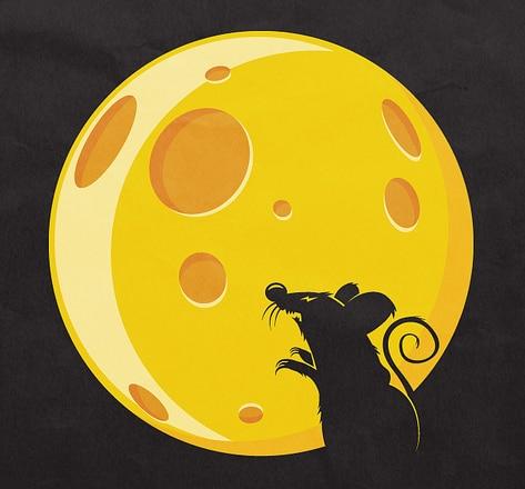 de qué está hecha la luna 1