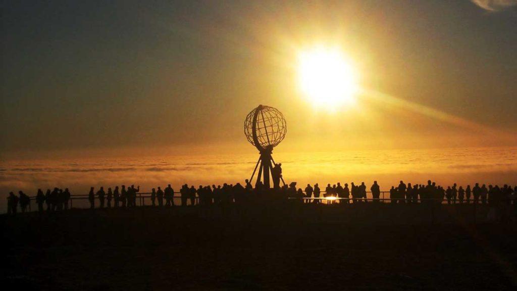 Deerminar la posicion del sol