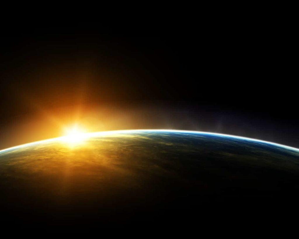 donde se encuentra el sol