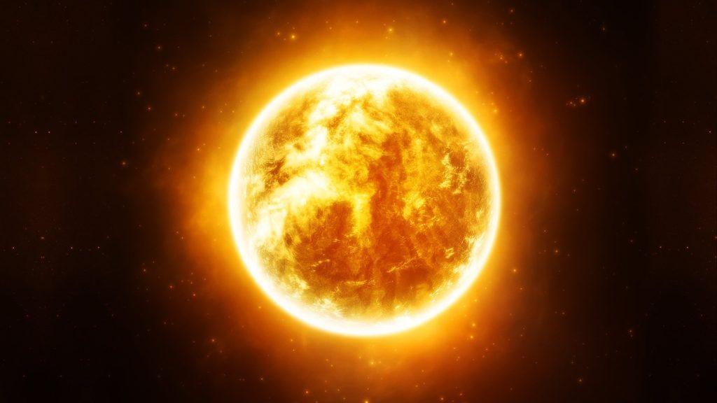 El Sol por dónde sale