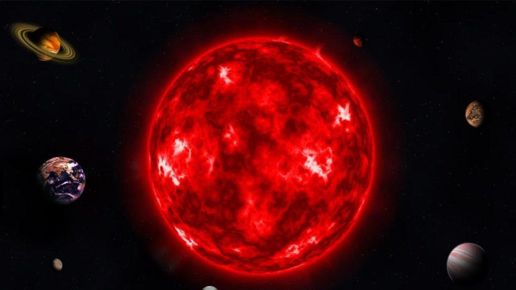 De qué está hecho el Sol
