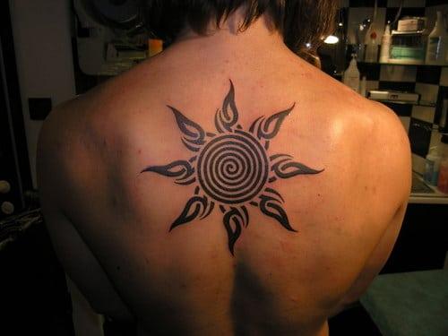 el sol en tatuaje-14