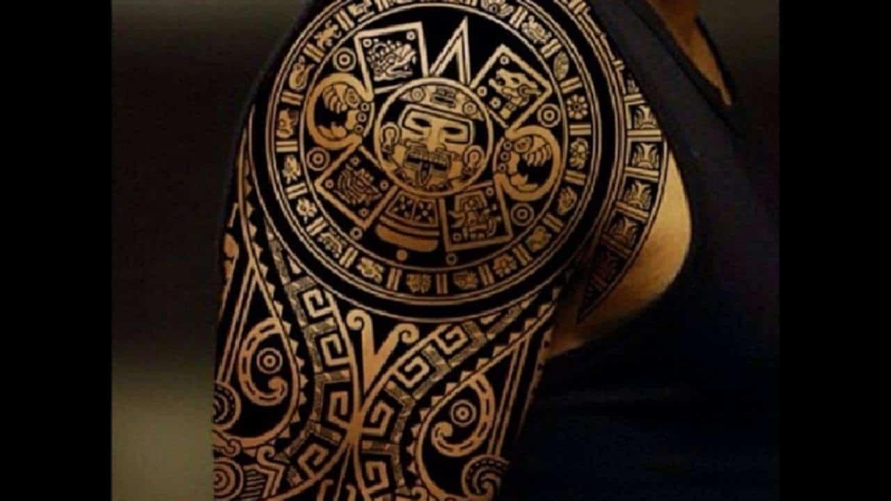 Calendario Inca Simbolos.El Sol En Tatuaje Significados Inca Azteca Japones