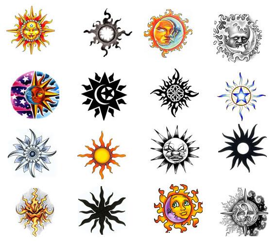 el sol en tatuajes-3
