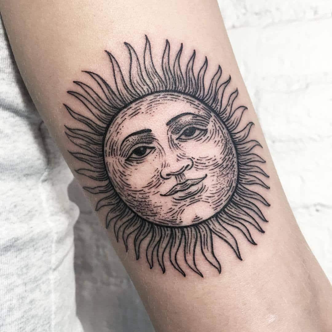 el sol tatuaje-34