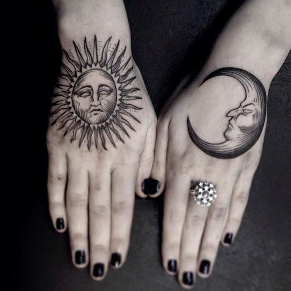 el sol en tatuaje-35