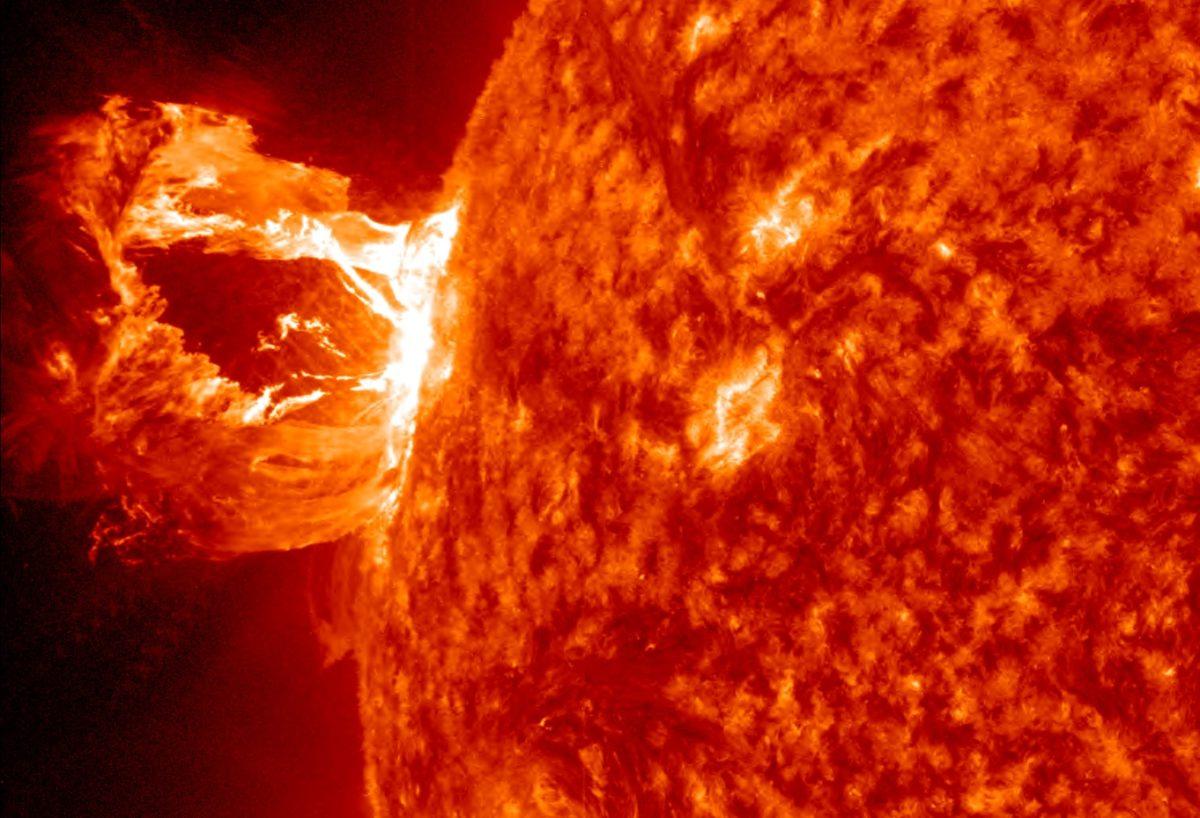 el sol y su temperatura