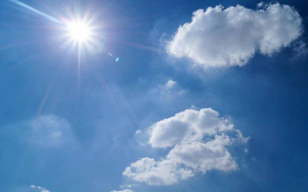 El sol qué tipo de estrella es