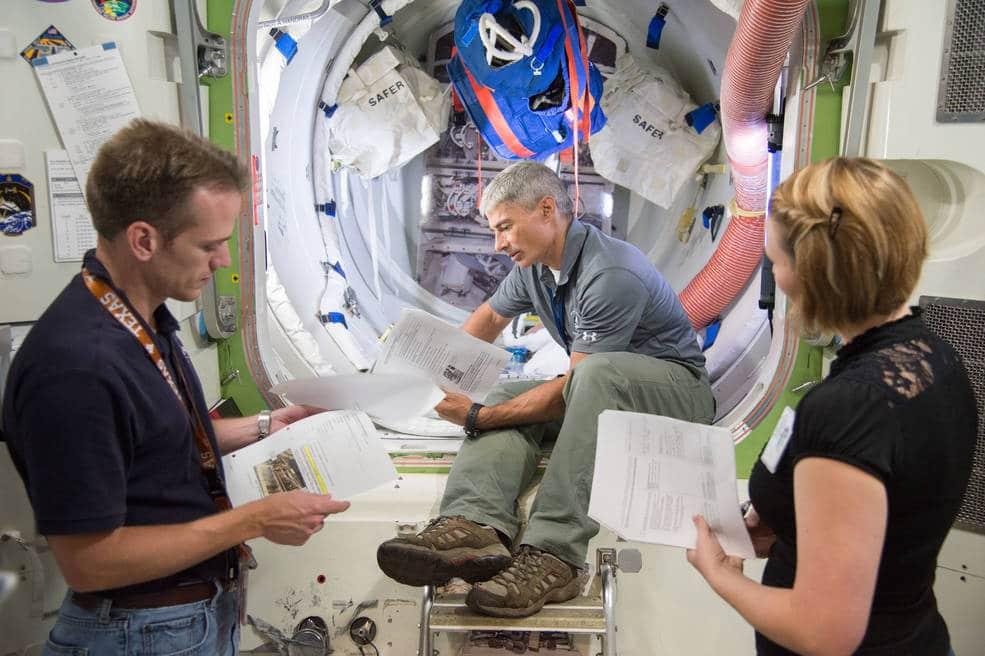 Aspirantes a Astronauta