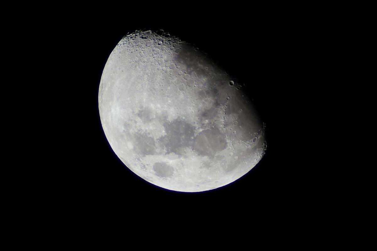Forma de la Luna