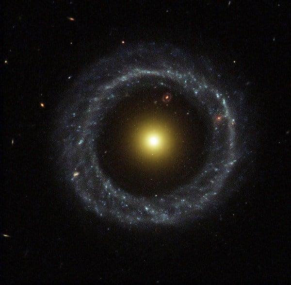 Galaxia descubierta