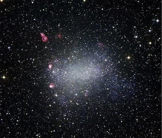 Galaxias descubiertas