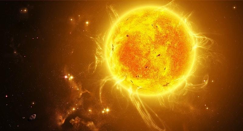 vital importancia del sol