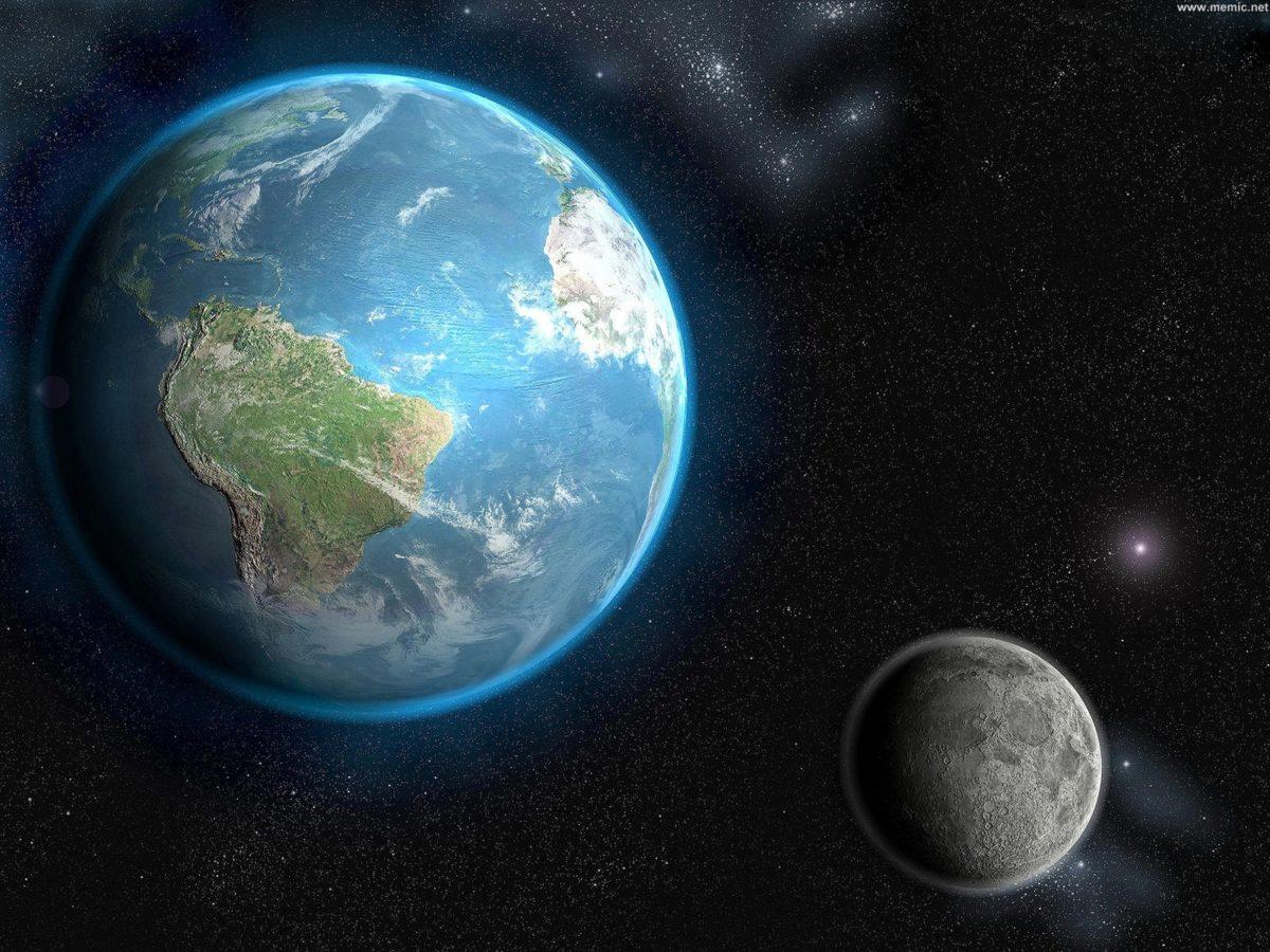 la luna y la gravedad
