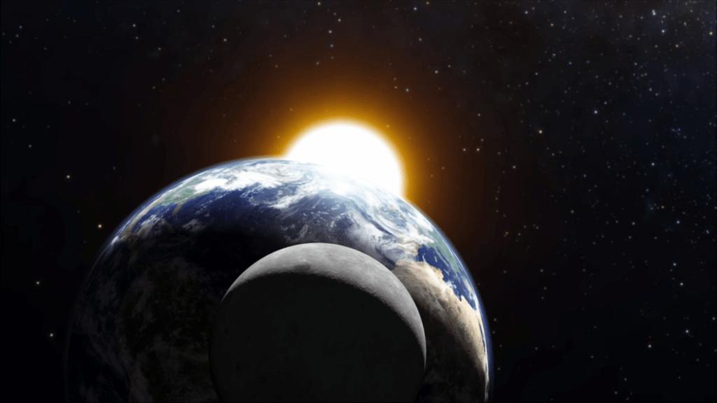 Cuánto tarda la luna en dar una vuelta