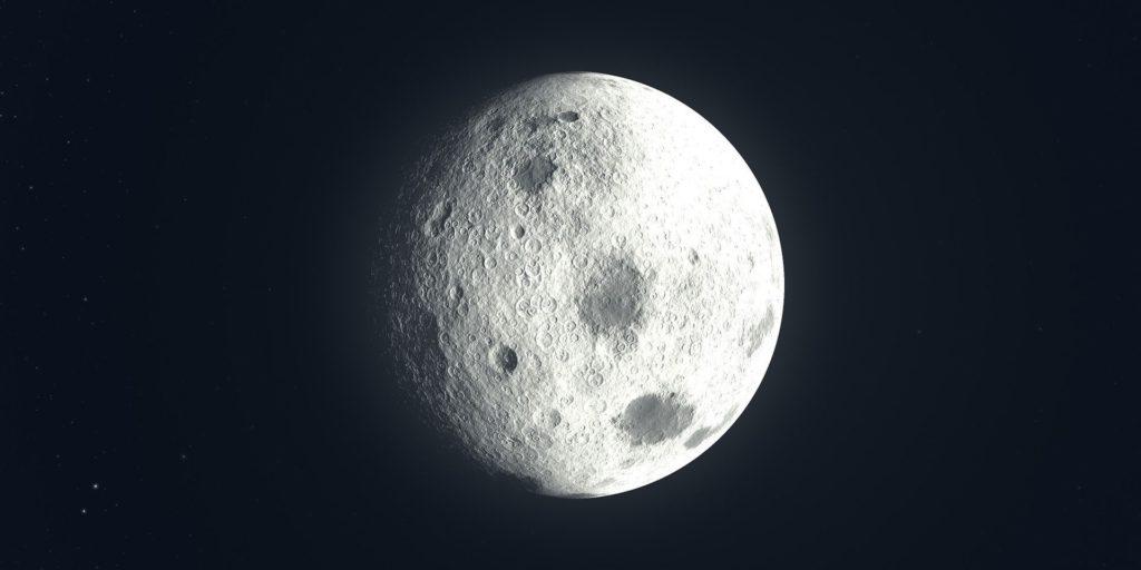 Por que ;a luna es redonda