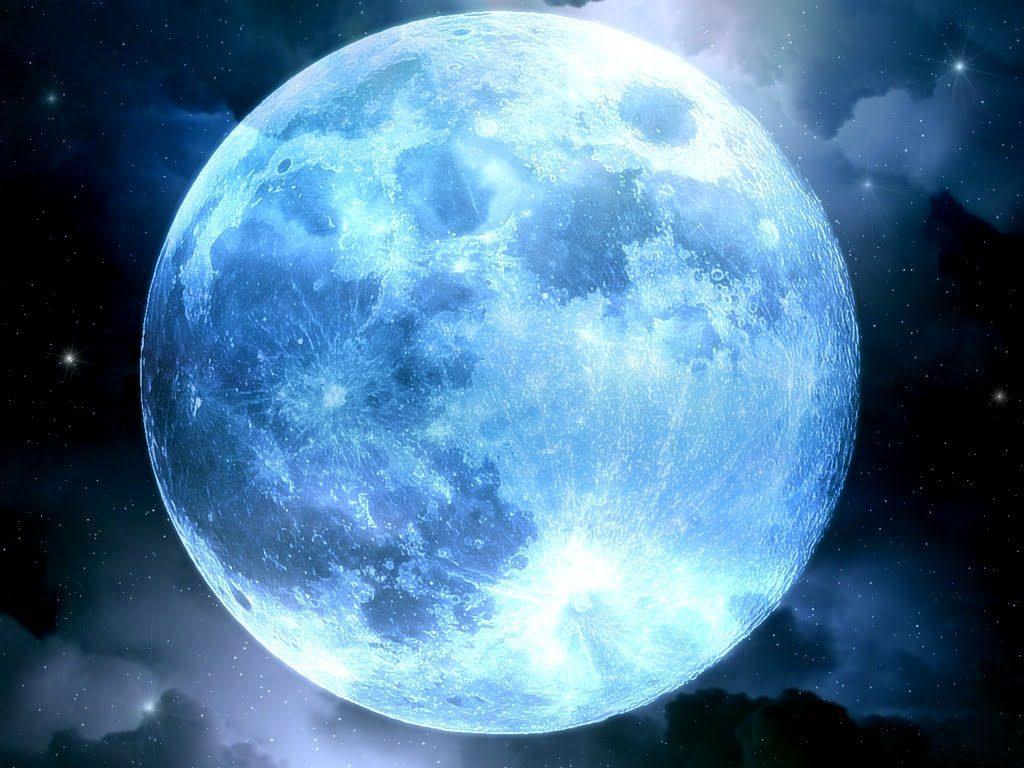 Por que la luna es redonda