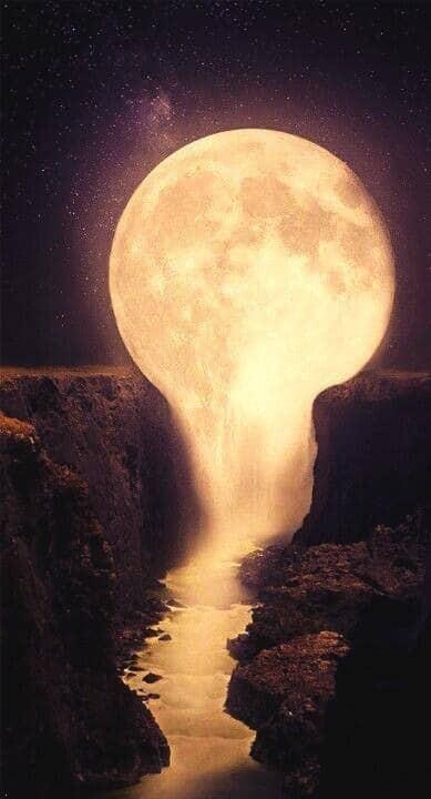 luna azul 9
