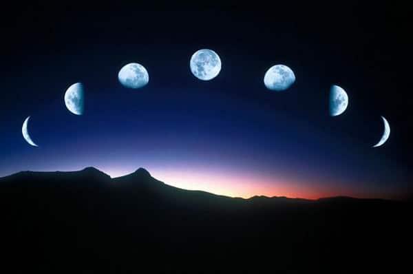 luna llena o plenilunio