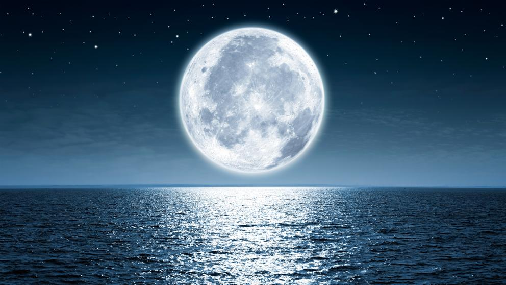 luna llena o plenilunio: Significado, rituales, embarazo y