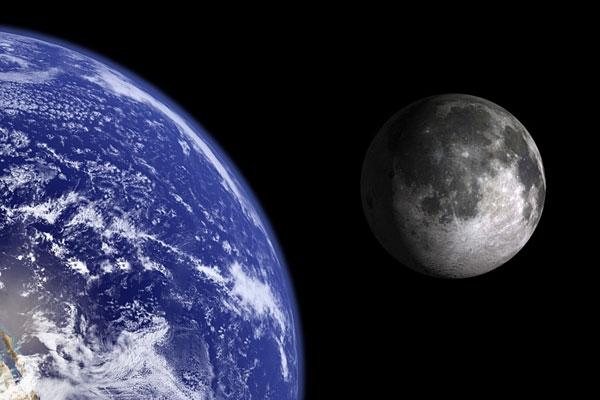 La luna es un satélite-2