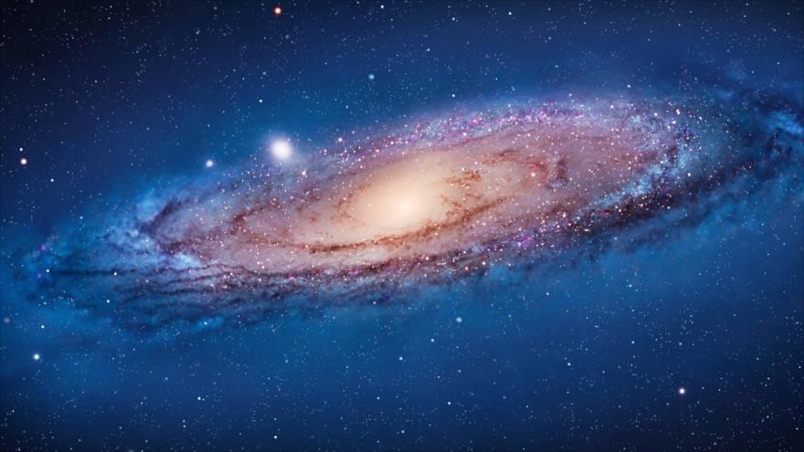 galaxia descubierta más brillante