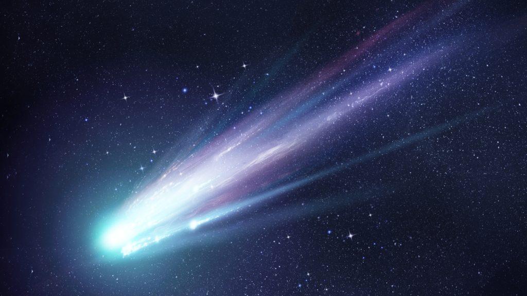 Meteoro- estrella fugaz