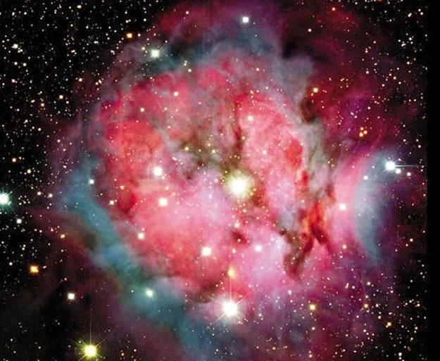 nebulosas galaxias