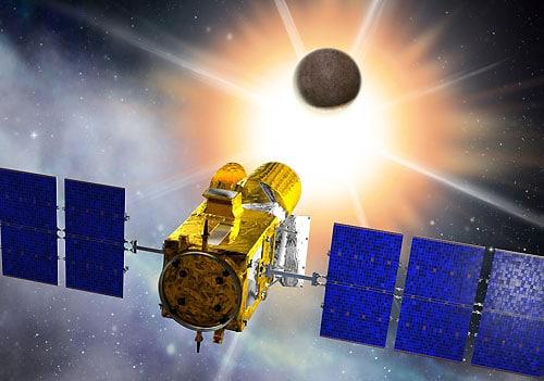 satélites 18