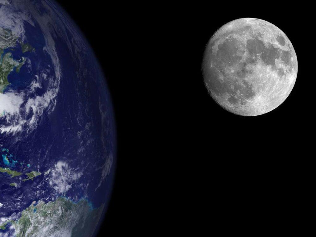 Es la luna una estrella