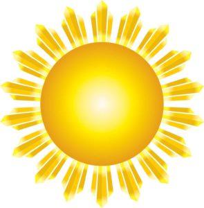 El sol y sus beneficios